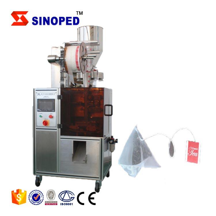 Professional Automatic Factory Price Small Granule Triangle Filter Tea Bags Packaging Equipment