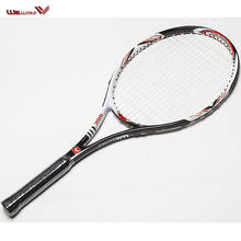 Wholesale wellcold portable aluminium head tennis racket tennis for sports