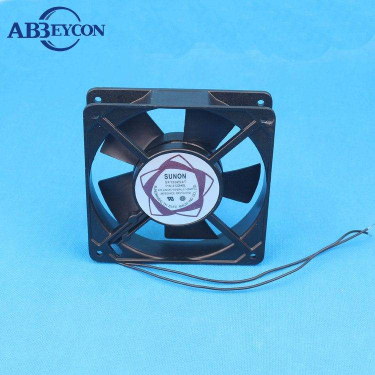 120mm 120x120 Mini Axial Flow 12038 Industrial Cooling Fan AC 240V 230V 220V AC 120x120x38mm
