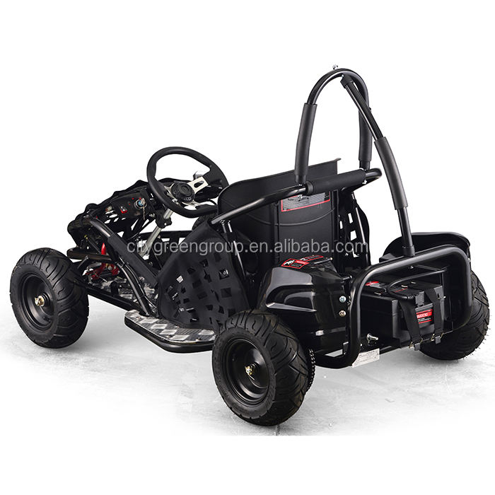 48V 1000W electric go kart/with brushless motor