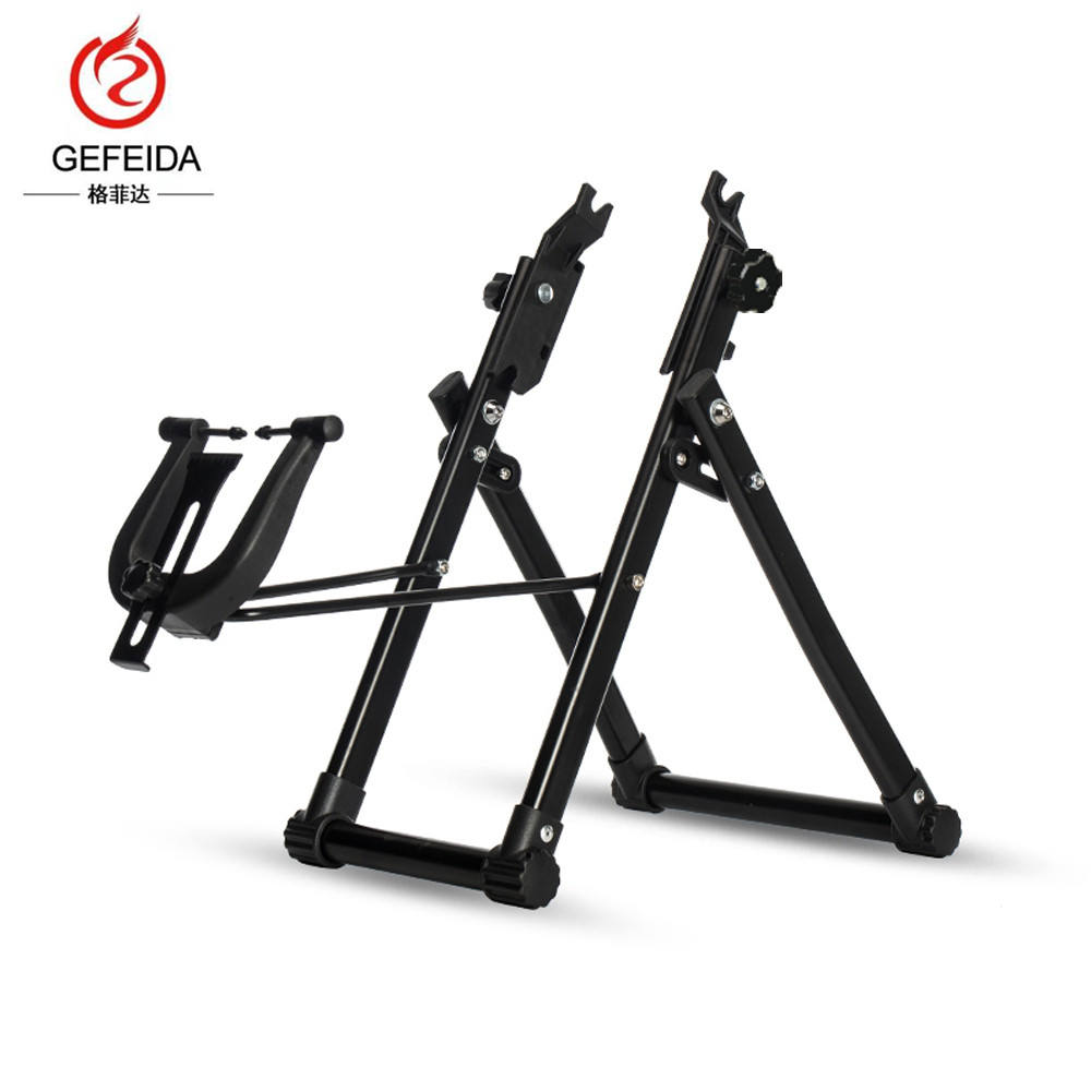 Bike Bicycle Cycling Tool Repair Shop Black NEW! ACTION Truing Stand