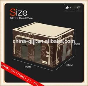 оптовая продажа мода декоративные ikea складной ящик для хранения