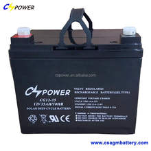 12V 35ah Solar Battery Storage Battery VRLA Battery
