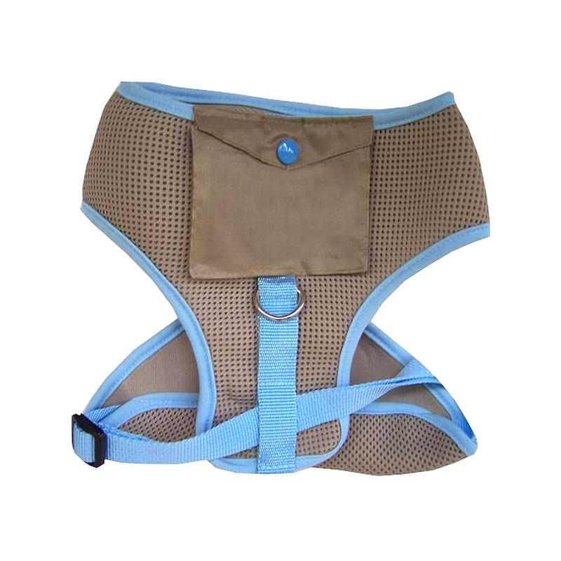 2019 Custom No Pull Nylon Safety Puppia Pet Chest Harness