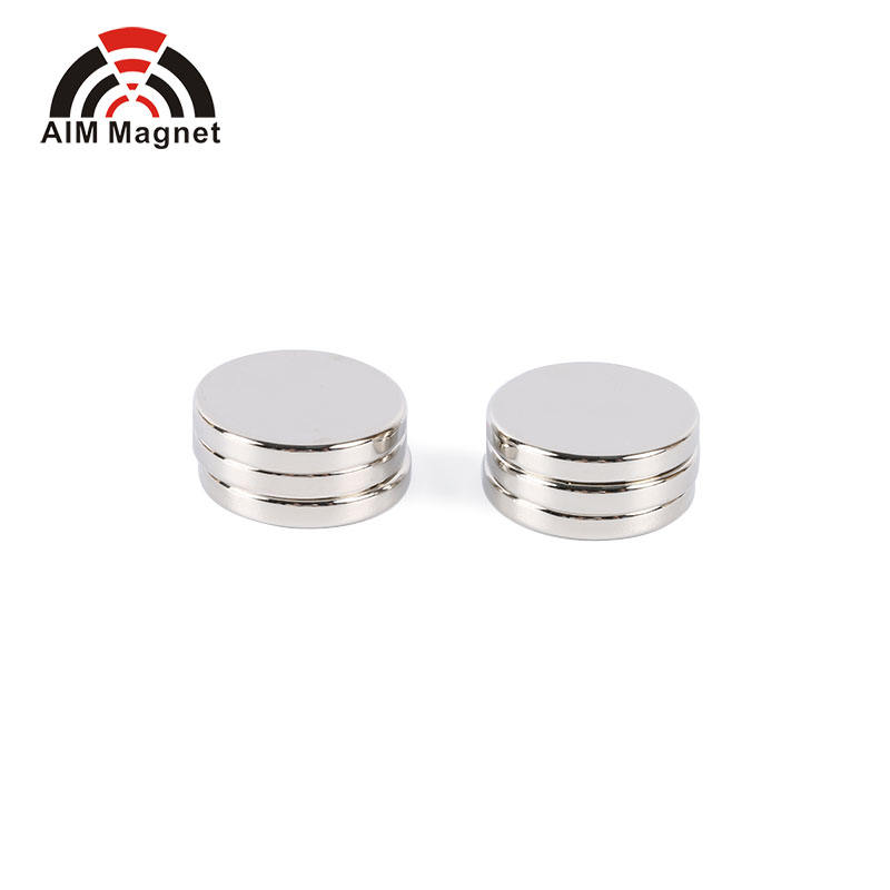 N52 strong small disc round neodymium magnet