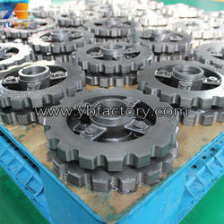 Forged Train Wheel Customized For Sale