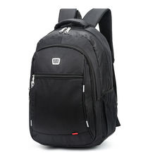 High quality fashion unisex college students school backpack notebook bags for men laptop business back pack