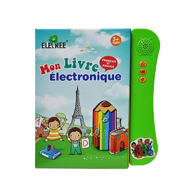 Eletree 어린이를위한 영어 / 프랑스어 / 아랍어 / 스페인어 / 인도네시아어 / 태국어 / 중국어 <span class=keywords><strong>전자</strong></span> 아동 교육 서적