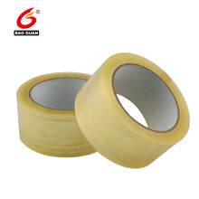 High Quality Clear/transparent Printed Custom Logo Adhesive Bopp/opp Packing Tape