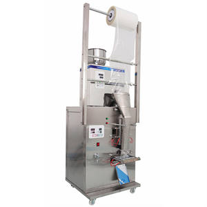 Cheap low cost small milk coffee sachet vertical tea bag powder pouch automatic packing machine price for small business