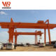 l type half granite gantry crane hoist