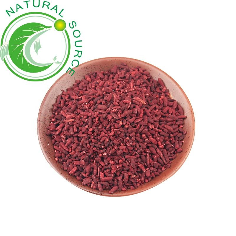 Hong Qu Mi Hot Selling Wholesale High Quality Low Price Natural Red Yeast Rice In Bulk