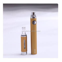 chinese supplier New products 1300mah battery ego EVOD Twist Plus coil vaporizer pen
