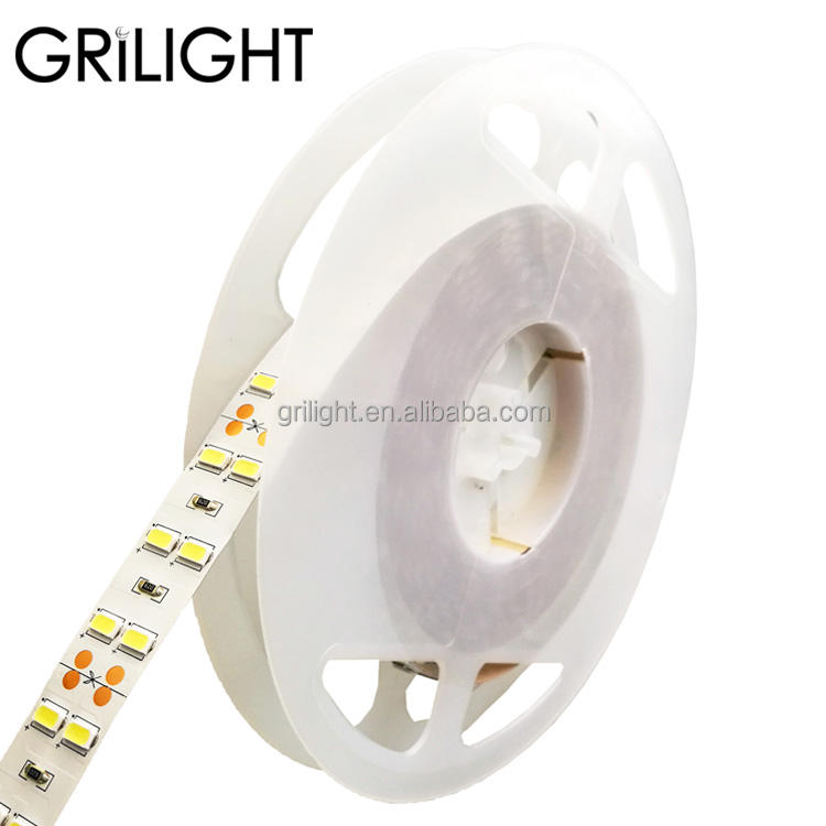 Đúp row 120 leds mỗi mét cri 95 smd led strip 5630