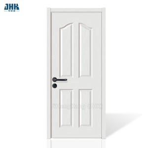 JHK-004 Prefinished White 4 Panel Hollow Internal Doors