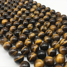 natural stone bead AB quality 16mm of tiger eye