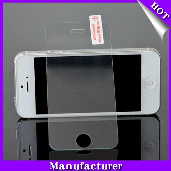 Prix usine accessoires de téléphone cellulaire étanche protecteur d'écran pour iphone 5s/iphone. 5c oem./odmprix