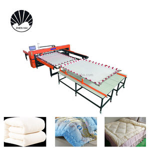 HFJ-26F-2 Duvet making machine embroidery quilting machine zhenhai