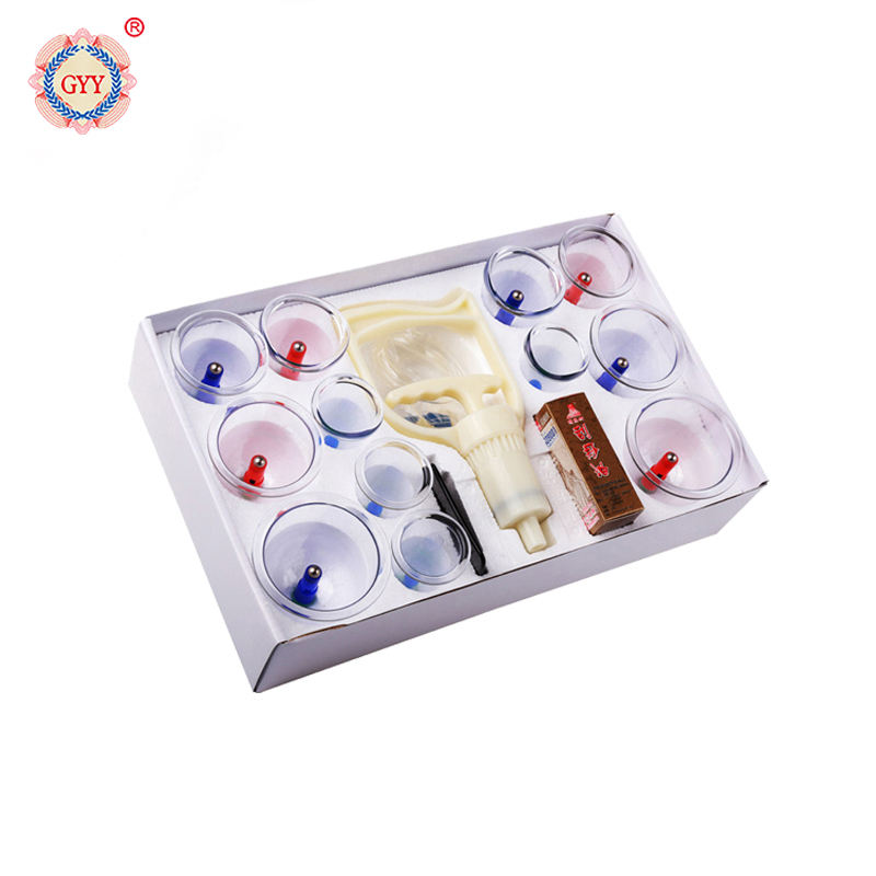 Thử Nếm Hijama Cup Set Cho Thử Nếm Therapy