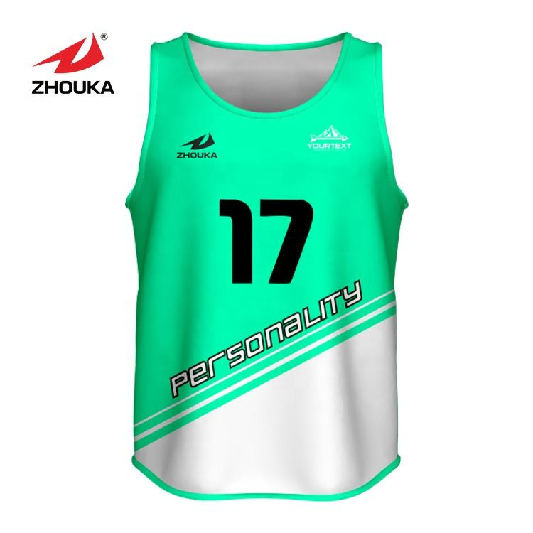 Custom your own fashion cool football vest oem service soccer training bibs for adult or kids