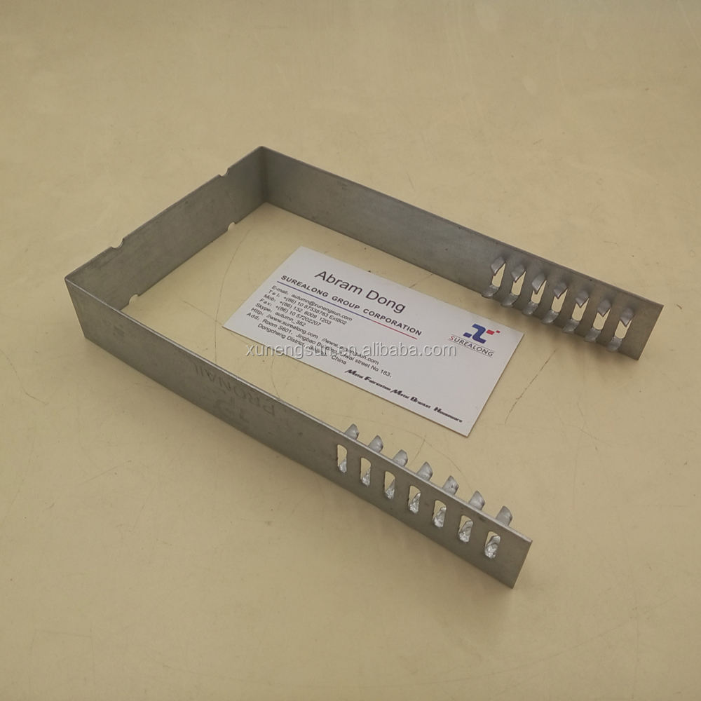 Galvanized Steel Nail Plate for wood use for wood construction