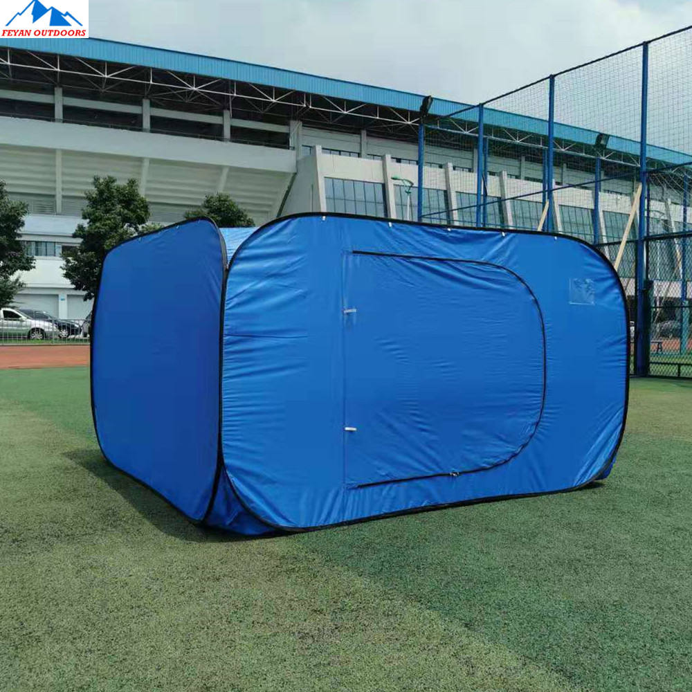 Philippines Indonesia Malaysia Southeast Asia Tsunami Typhoon Earthquake Indoor Modular Evacuation Relief Tent With Mesh