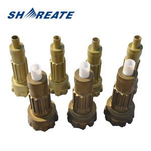 high strength QL series SQ4 115MM DTH hammer bits button drill bit for well and mining drilling