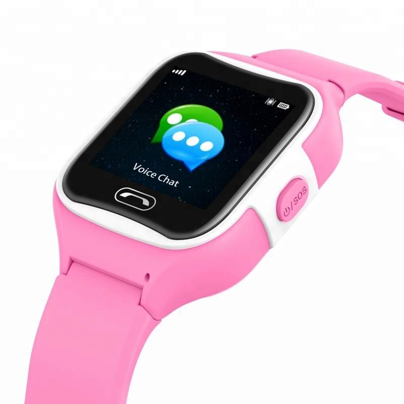 NB-IoT product GPS GPRS LBS Location BT GPS Tracking GSM kids Smart Watch