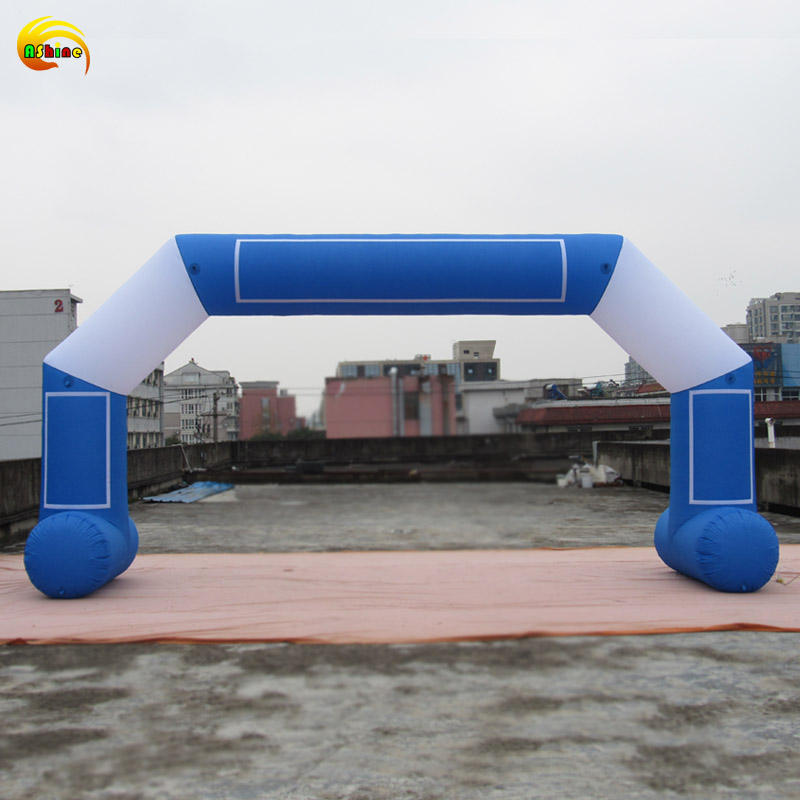 advertising inflatable arch with feet