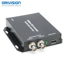 1080P HDMI to 3G/HD/SD-SDI Video Converter 2 channels SDI output