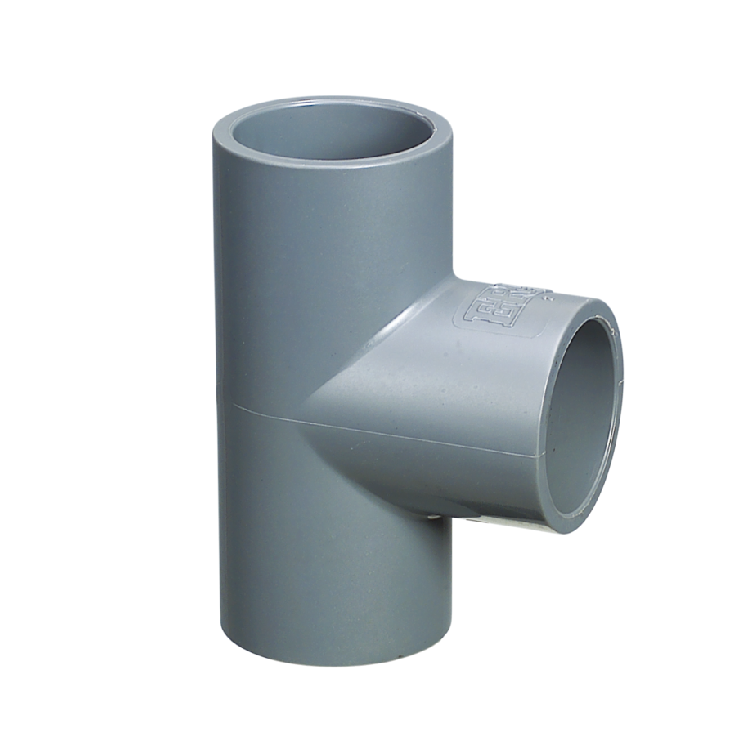 ERA Brand SCH40 ASTM D2466 NSF certificate PVC HYDRAULIC pressure FITTINGS STRAIGHT SOCKET TEE