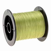 Factory Supply Fishing Line PE Braided 4 8 9 12Weaves in 5LB-200LB