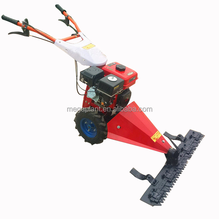 Petrol / Gas Power Source Sod / Grass Cutter / Diesel Engine Lawn Grass Cutting Machine