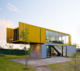 luxury container house with custom design
