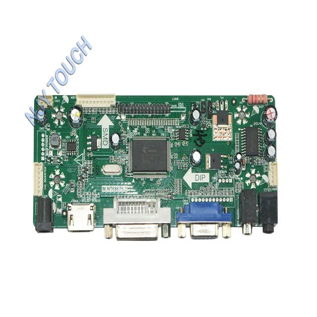 DVI VGA LCD LED Controller Driver Board Kit for N116BGE-L42 LVDS HDMI