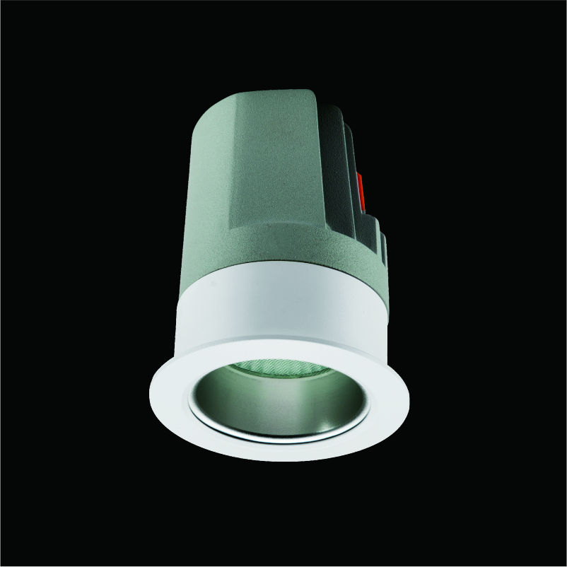 A02 Camlite hot sale 12w 18w dimmable recessed mounted manufacturer anti gare aluminum housing cob led downlight