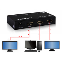 computer HD 4K 1 into 4 out   HDMI adaptor splitter