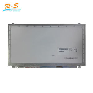 Baru 15.6 Slim LVDS Laptop LCD LED Screen B156XW04 V6/Ltn156at19-001