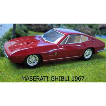 """1955 /"""" MASERATI COLLECTION 1//43 DIE CAST /"""" MASERATI 2000 GRAN TURISMO SPYDER"""