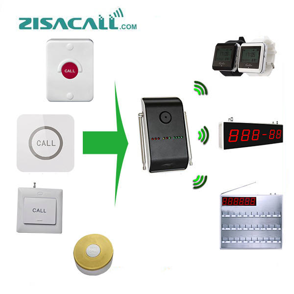 wireless patient nurse call system hospital call alarm system,hospital paging system