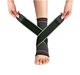 Ankle support Compression Sleeve with Adjustable Strap