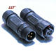 M12 China Cable ip67/ip68 Waterproof connector manufacturers and suppliers