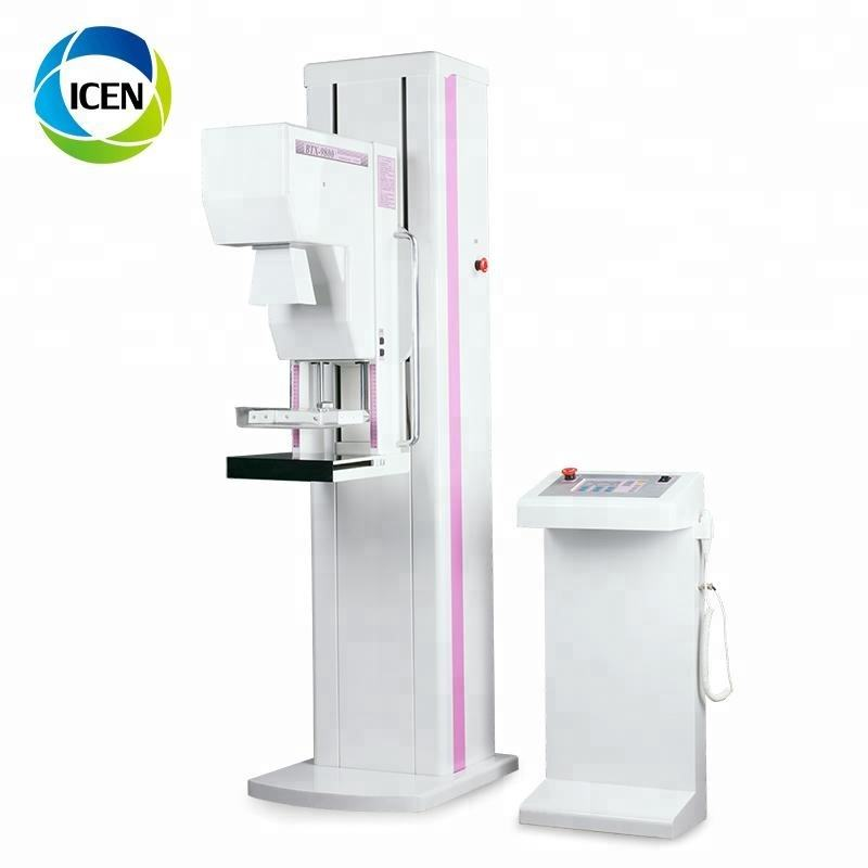 IN-D9800B China cheap High frequency X-ray machine medical digital portable breast mammography machine price