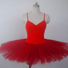 Profession Dance Dress Sleeveless High Quality Swan Lake Women Clothes Beautiful Tutu Ballet ZH8029