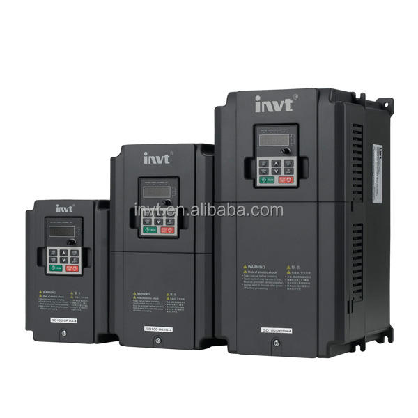 INVT High protection level IP54 invt 3 phase solar pump inverter