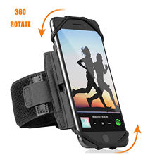 FREE SAMPLE Mobile Phone Accessories,Neoprene Sport Armband for iPhone 7 Arm band Sport Bag