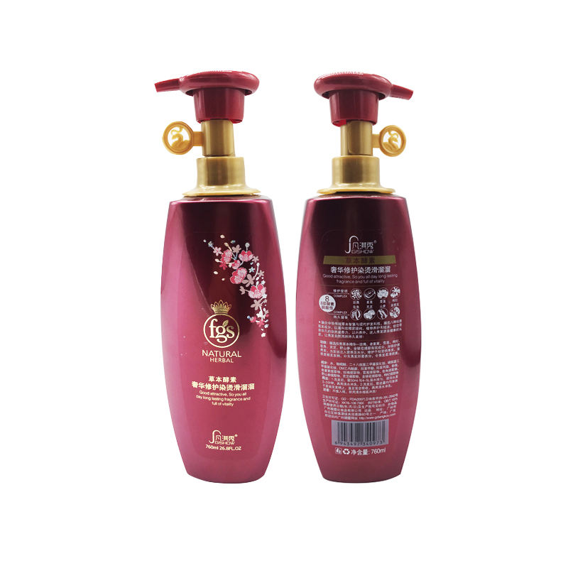 2-In-1 Formule Schoonheidssalon Anti-roos Verlies Indian Haarverzorging Shampoo