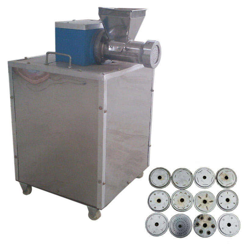 Automatic stainless steel macaroni pasta making machine