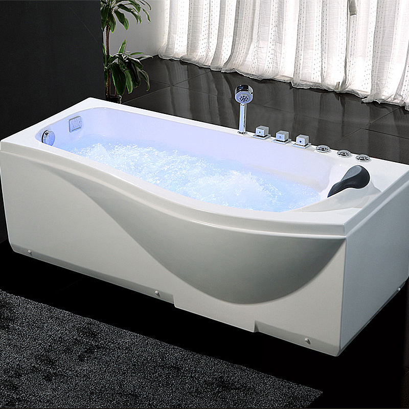 china spa manufacturers hot rectangle whirlpool massage bathtubs
