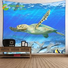 Customized Design Home Decorative Polyester Fabric Digital Print Wall Hanging